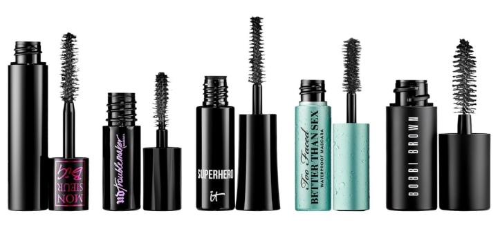 Sephora's Favorites Mascaras Review