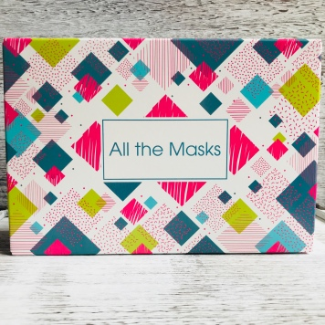 Target Beauty Box All The Masks Unboxing April 2018 Beauty Explore Online