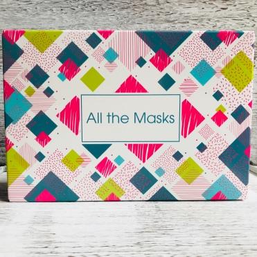 Target Beauty Box All The Masks Unboxing April 2018 Beauty Explore Online