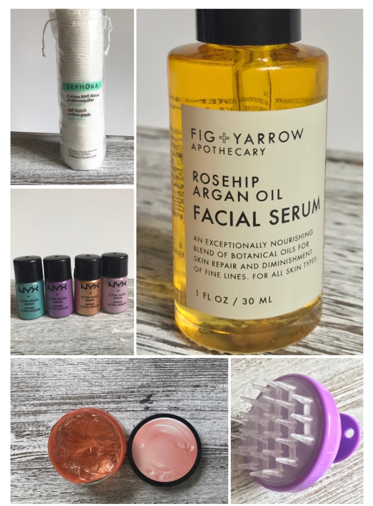 Beauty Explore Online- 5 Things I am Trying this week