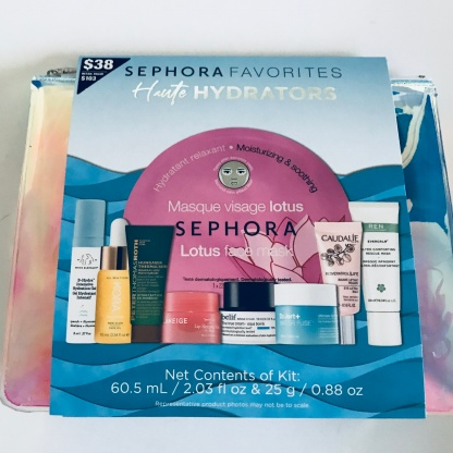 Sephora Favorites Haute Hydrators Gift Set