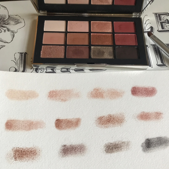 NARS NARSissist Wanted Palette Review and Unboxing