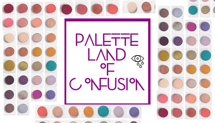 Colourpop Palettes Filled 2018
