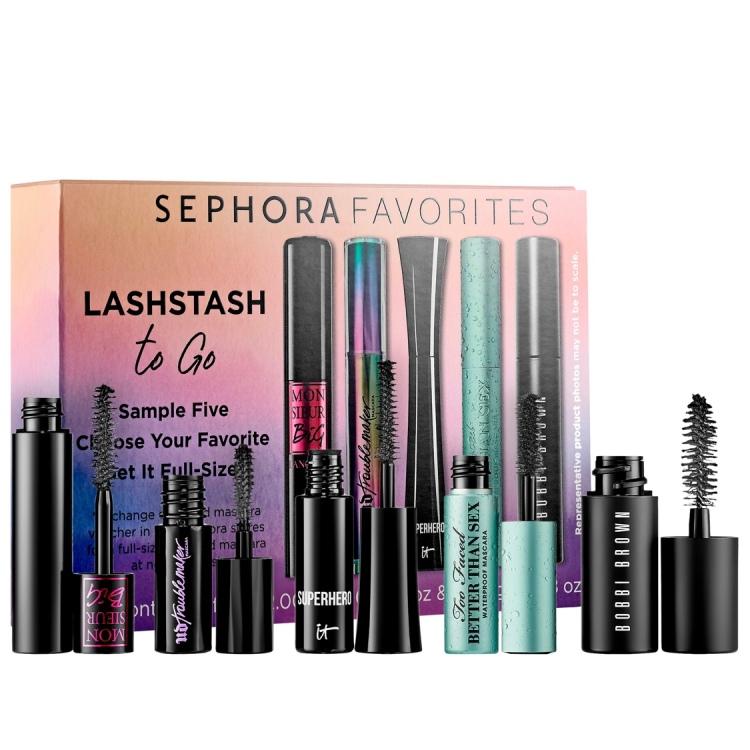 Sephora Favorites Lashstash to go
