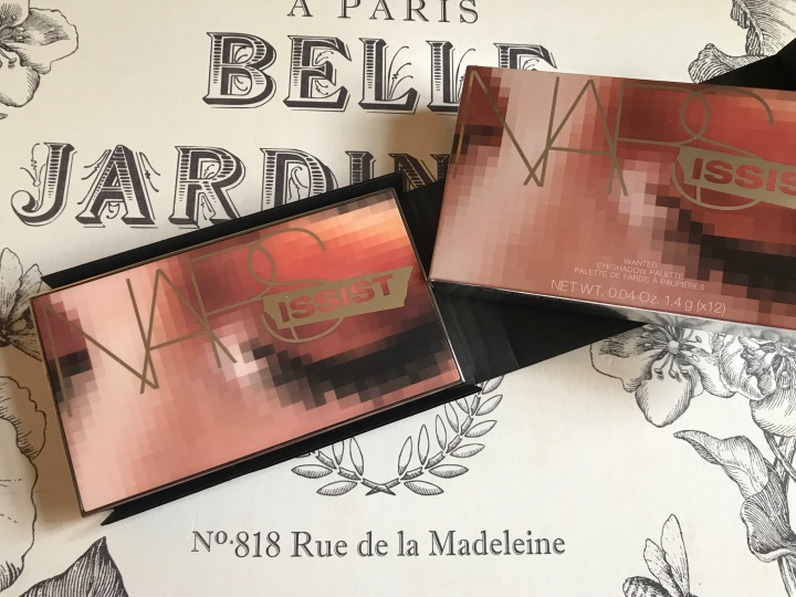 NARS NARSissist Wanted Palette Review
