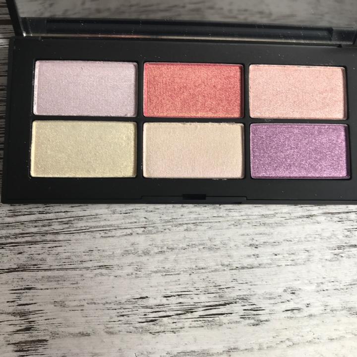 Inside Palette NARS Sephora Danger Control Palette by Beauty Explore Online