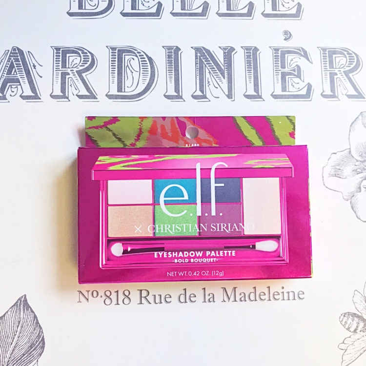 Elf's Christian Siriano Palette photo by Beauty explore online