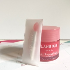 Unboxing Sephora Exclusive Laneige Lip Sleeping Mask