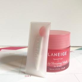 Unboxing Sephora Exclusive Laneige Lip Sleeping Mask