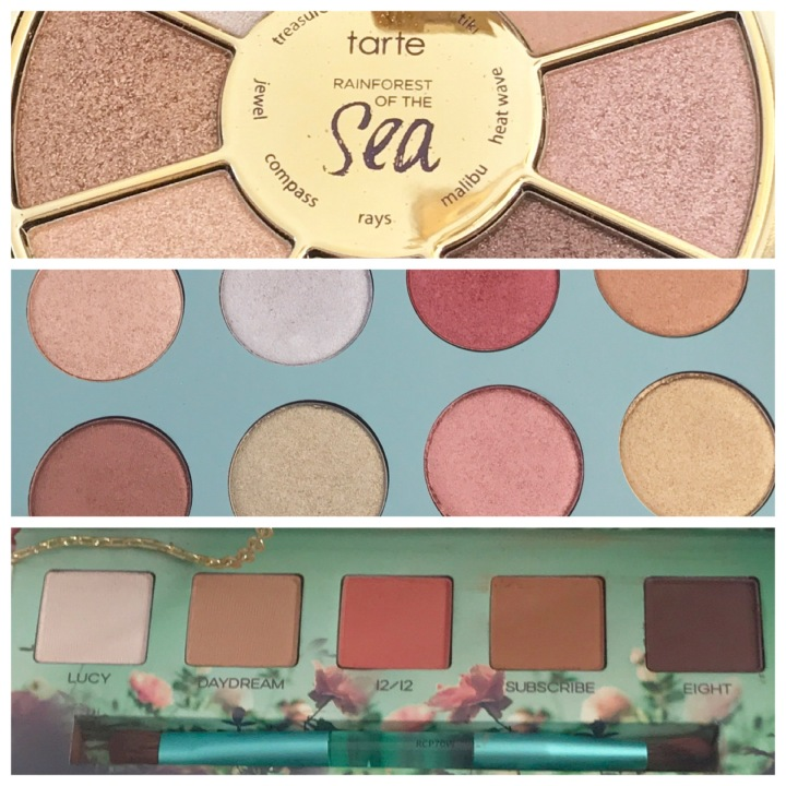 Beauty explore online blog eyeshadow palette review