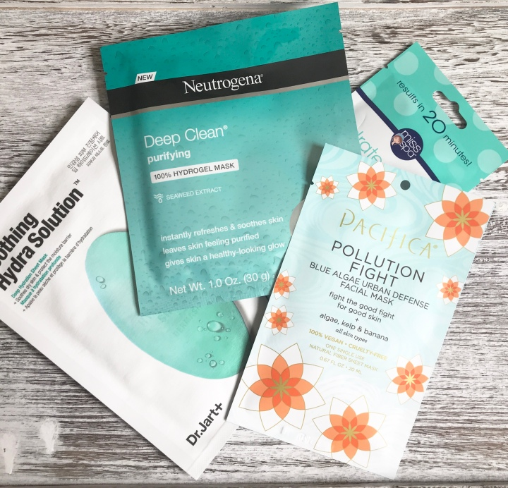 New Sheet Masks Galore! GiveawaySoon!