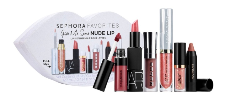 Give me some nude lip - Sephora's fav