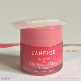 Brush with Laneige Lip Sleeping Mask Beauty Explore Online Sephora Exclusive