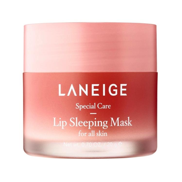 Laneige Lip Sleeping Mask stock image