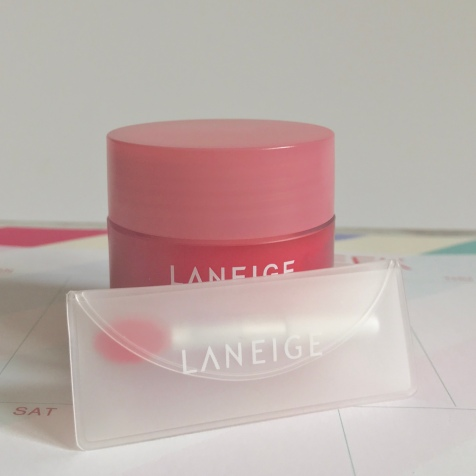 Laneige Lip Sleeping Mask Unboxing Full Size Review Sephora Exclusive VIB Rouge