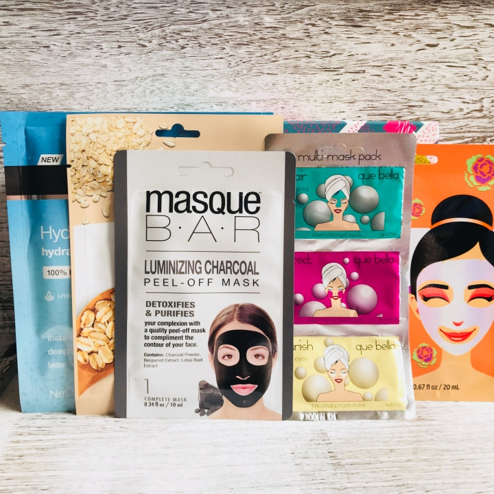 Target Sheet Mask Beauty Box