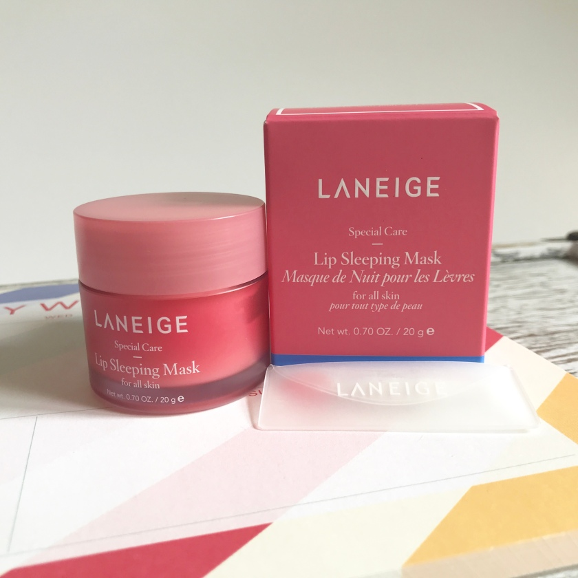 Laneige Lip Sleeping Mask Review by Beauty explore online
