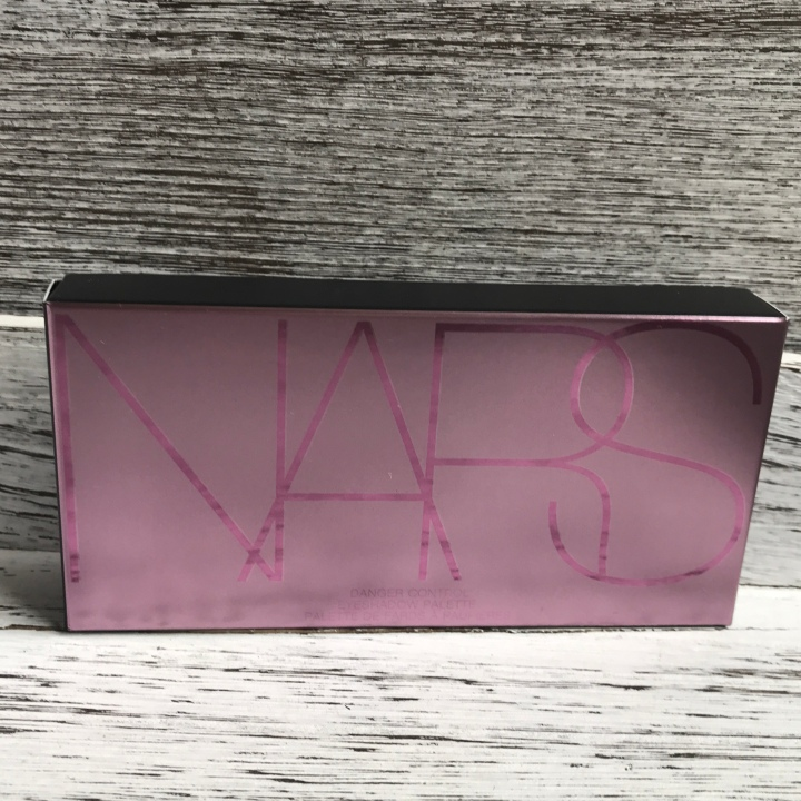 Photo NARS Danger Control Eyeshadow Palette