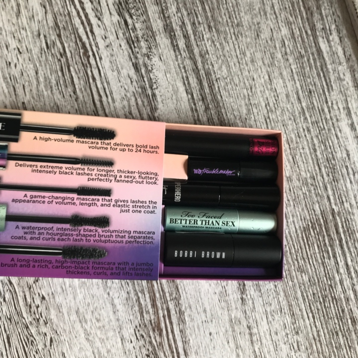 Sephora Favorites Lash-stash to go Beauty Explore Online