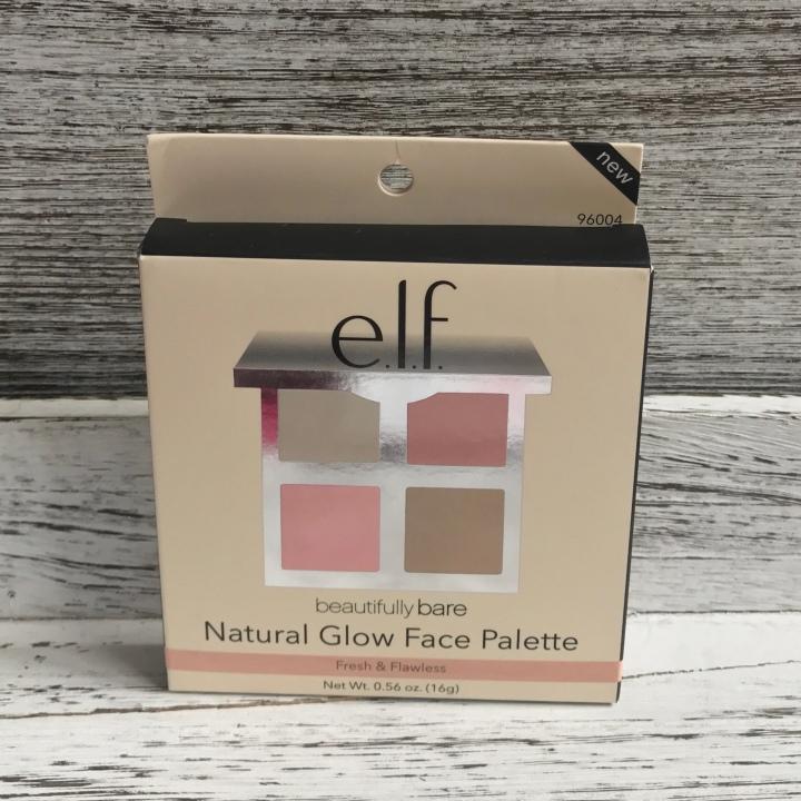 Elf Beautifully Bare Face Palette Beauty explore online Target Beauty Box