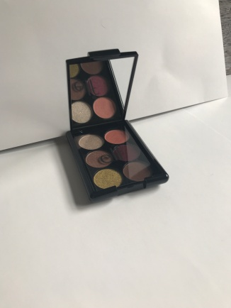 Velvet touch eyeshadow palette by elf- Elf Haul by Beauty Explore Online May 2018