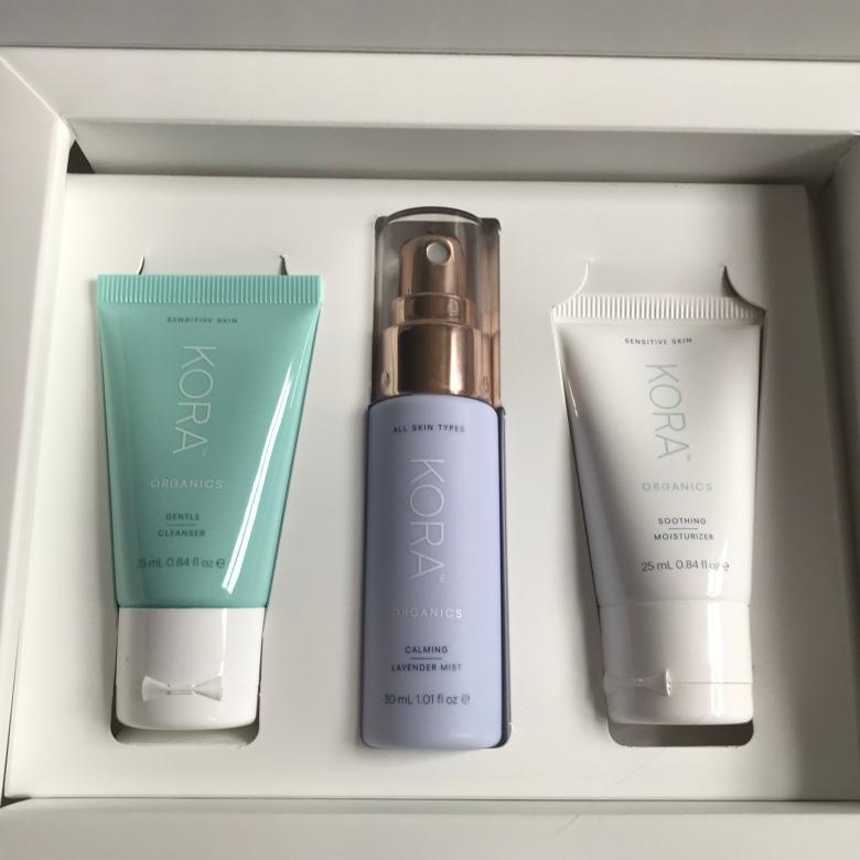 Beauty Explore Online Unboxing Kora Organics Sephora Exclusive