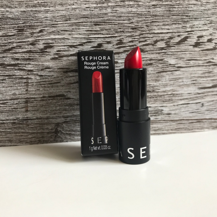 SEPHORA COLLECTION Rouge Cream Lipstick Sephora Play
