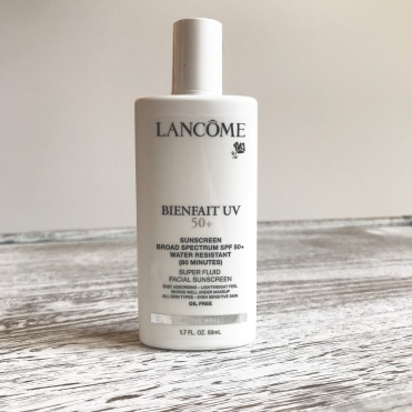 Lancôme spf benefit uv 50 Sephora Favorites Sun Safety Kit Unboxing