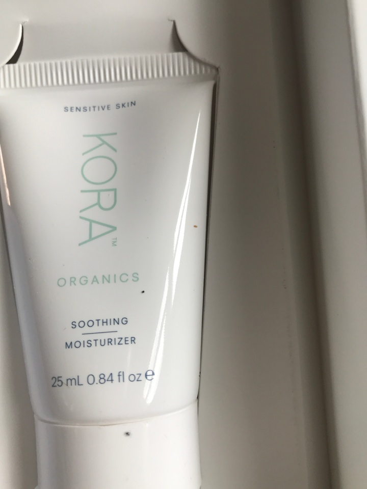 kora Organics Beauty gentle soothing moisturizer explore online review