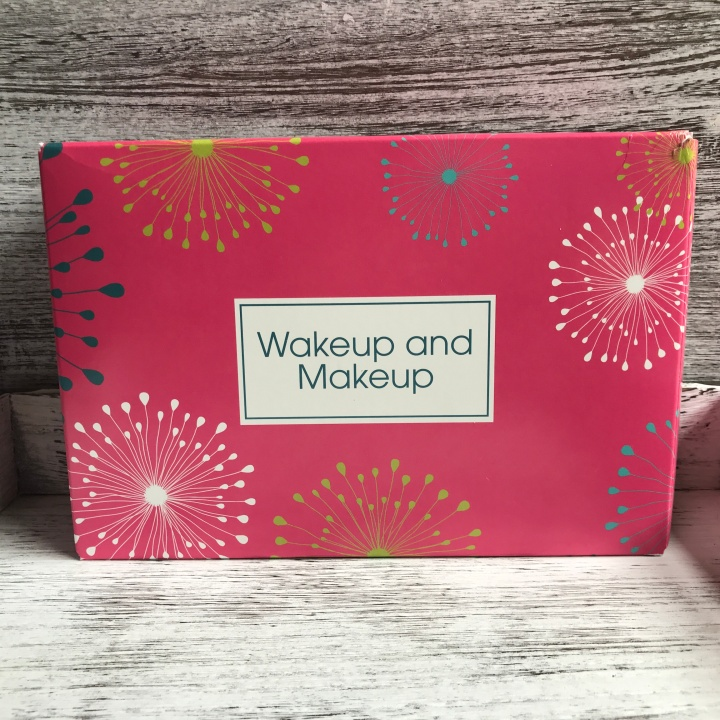 Target Beauty Box Wakeup and Makeup Unboxing Review by Beauty Explore Online