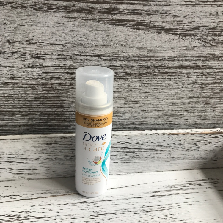 Dove Dry Shampoo from Target Beauty Box Unboxing by Beauty Explore Online
