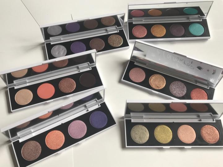 Colourpop Palettes - Beauty Explore Online