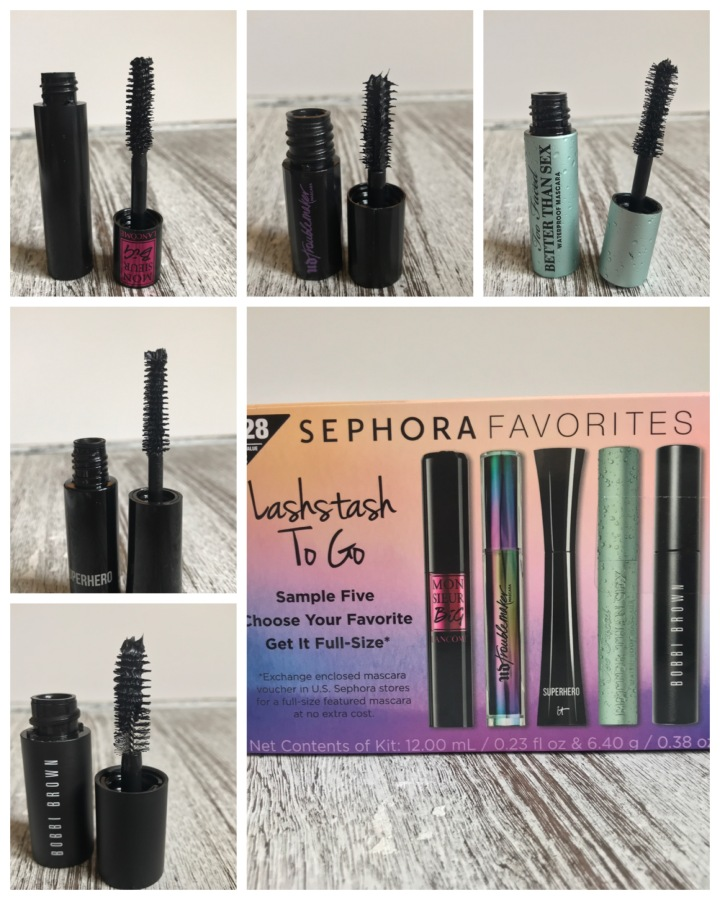SEPHORA FAVORITES Lashstash To Go Set – Unboxing