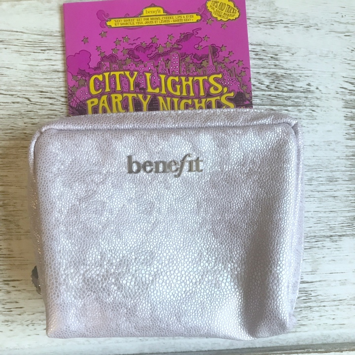 BENEFIT COSMETICS City Lights, Party Nights Set Unboxing