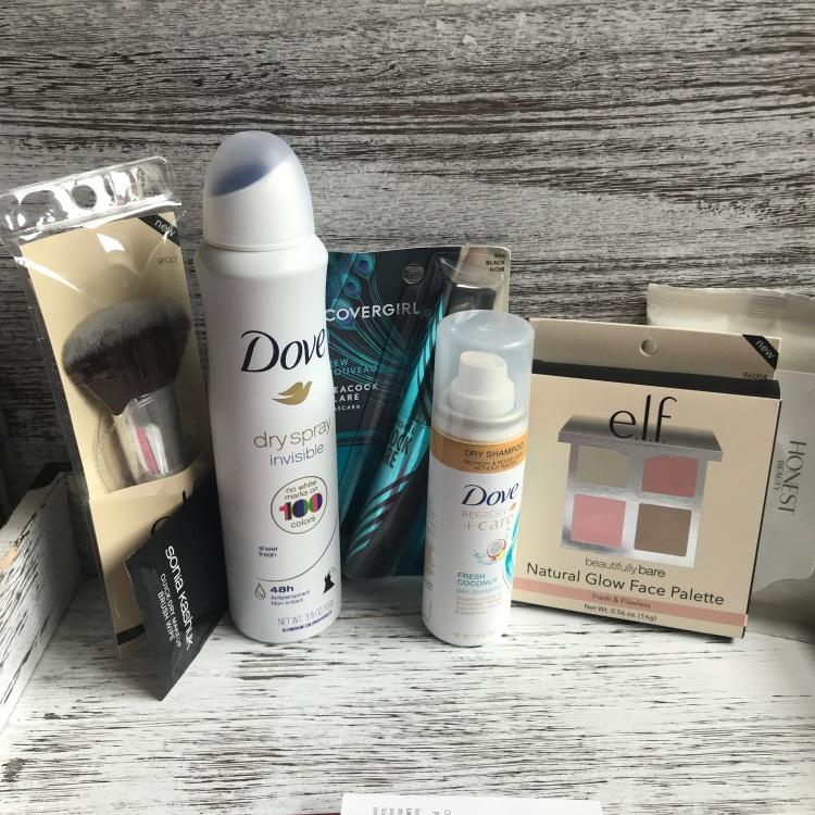 Wakeup and Makeup Target Beauty Box