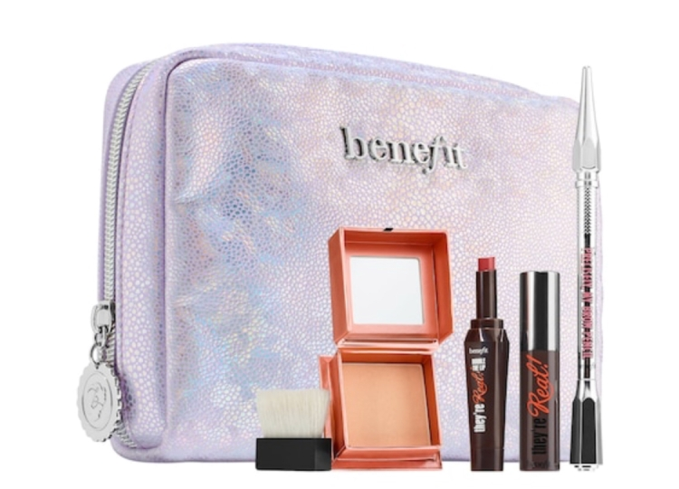 BENEFIT COSMETICS City Lights, Party Nights Set exclusive·limited edition