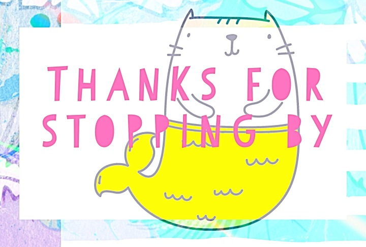Thanks for stopping by Beauty explore online mermaid cat
