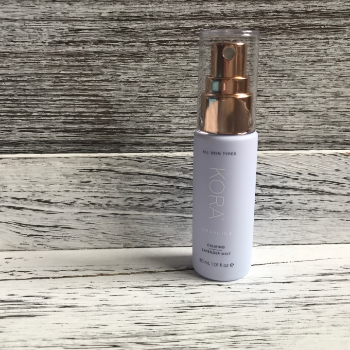 Kora Organics Calming Lavender Spray Bottle Sephora Sensitive Skin
