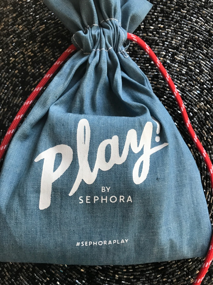 What's Inside My Sephora Play! May 2018 Beauty Box