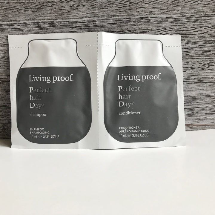 living proof samples Play! By Sephora May 2018 Unboxing
