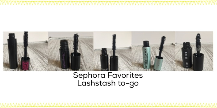 Sephora Lashstash To Go Review Unboxing Beauty Explore Online