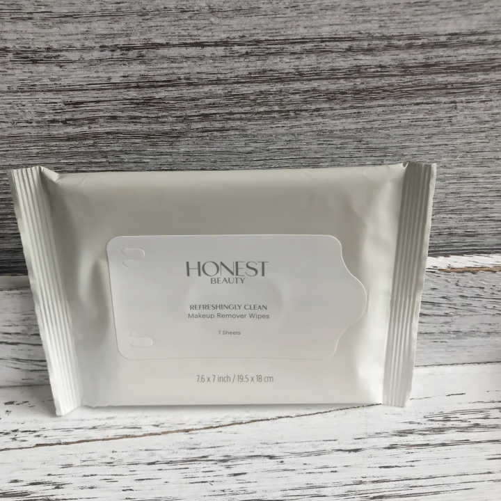 tArget Beauty Box Beauty explore online reviews Honesty Beauty Makeup Remover Wipes (7ct)