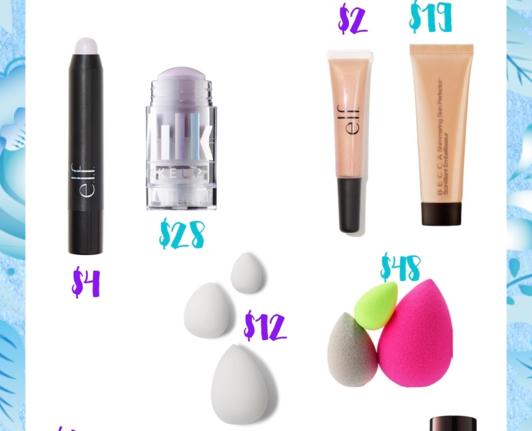 Elf dupes Makeup dupes by Beauty explore online milk beauty blender becca