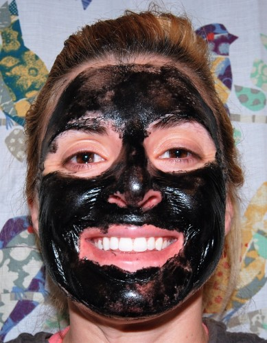 Masque Bar Luminizing Charcoal Peel-Off Mask (Reveal) Review by Beauty Explore Online