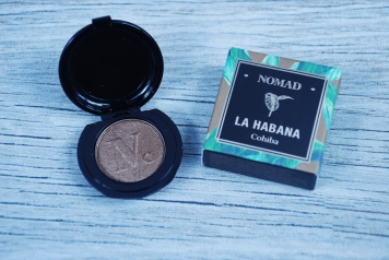 Nomad Cosmetics Havana Intense Eyeshadow in Cohiba