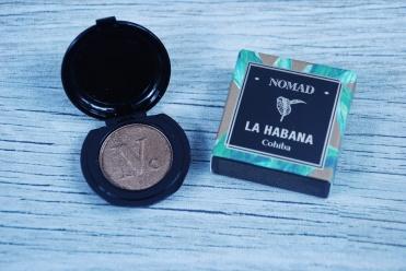 Nomad Cosmetics Havana Intense Eyeshadow in Cohiba