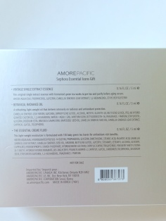 Amore Pacific VIB ROUGE Gift Unboxing