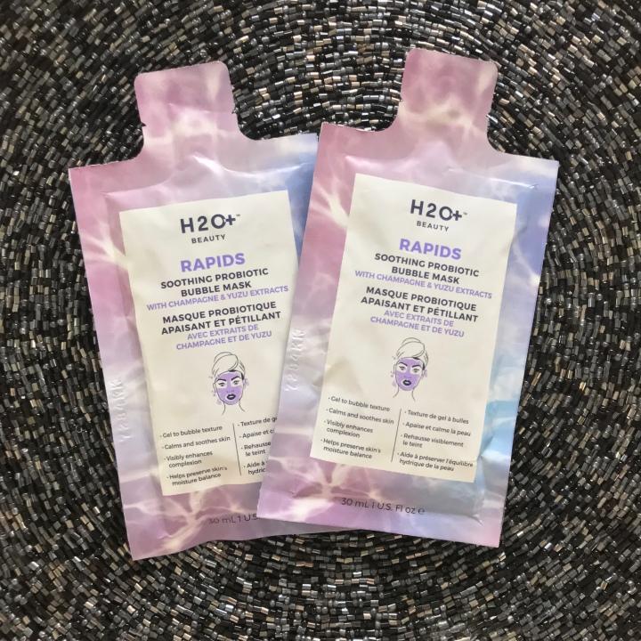 H2O+ Rapids Bubble Masks
