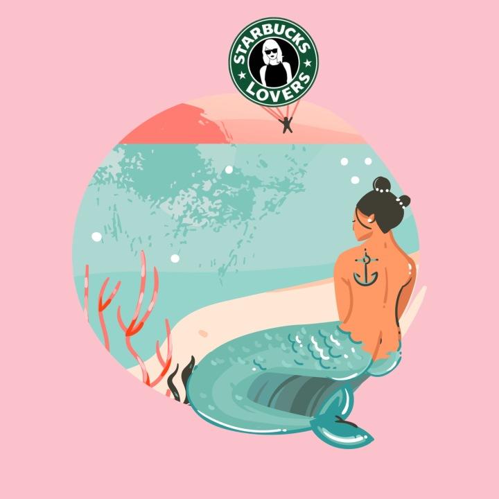 Taylor Swift Mermaid Starbucks Lovers Beauty explore online