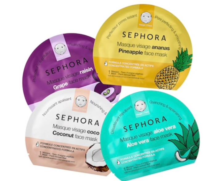 Sephora Collection Sheet Masks $6